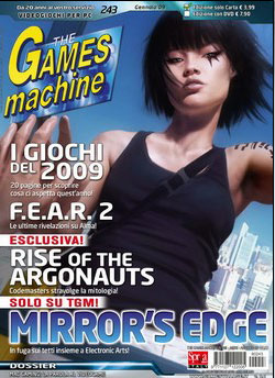 Marco Ciofalo su The Games Machine di Gennaio 2009 - Intelligenza Artificiale nei Videogiochi