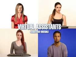 assistenti virtuali virtual assistants
