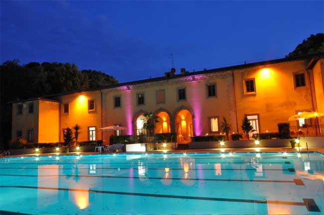 It S Summer I Am Hot Pools In Florence Natural Italy Blog